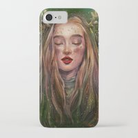 xmas iPhone & iPod Cases featuring Xmas by yen nhi