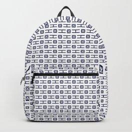 China pattern Backpack