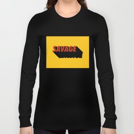 Savage 08 Long Sleeve T-shirt