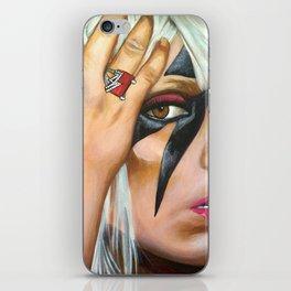Born this way iPhone Skin