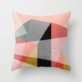 Canvas #1 Throw Pillow