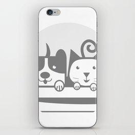 my Pets 02 iPhone Skin