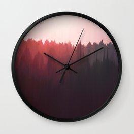 Sun Glare Wall Clock