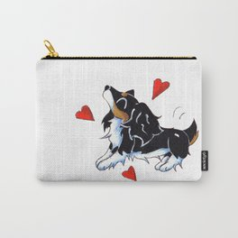 Wiggle Hearts Carry-All Pouch