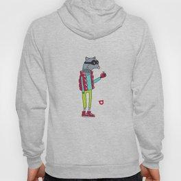 006_raccoon Hoody