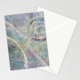 Veils Of Perception 4 - Breakthrough Stationery Cards