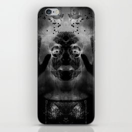 By the light of MY cauldron iPhone Skin