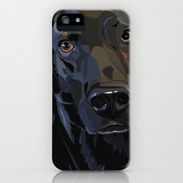 Jeb Lab Dog iPhone Case