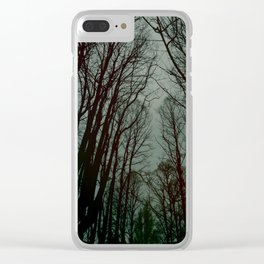 rami Clear iPhone Case