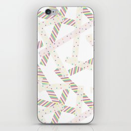 Washi [White] iPhone Skin