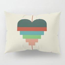 heart geometry Pillow Sham