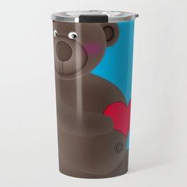 Little Love Bear Travel Mug