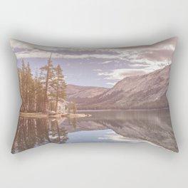 Summer at Tenaya Lake Rectangular Pillow