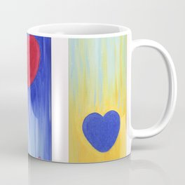HeArts Coffee Mug