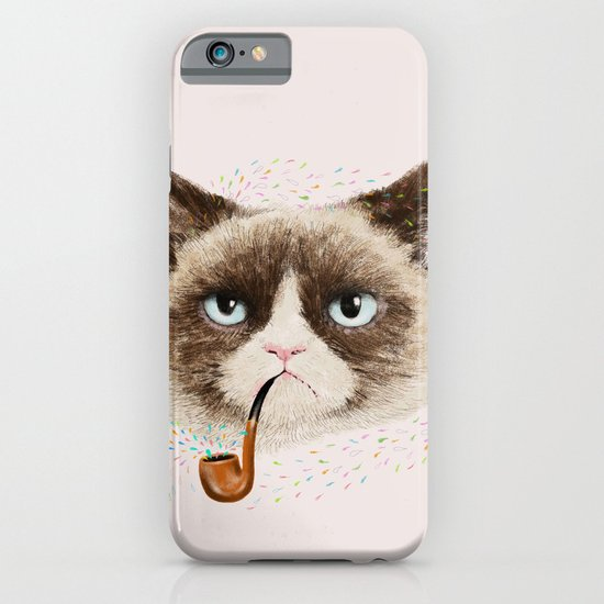 Sailor Cat VI iPhone & iPod Case
