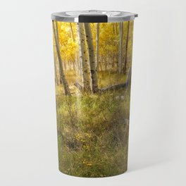 Inyo Forest in Autumn Travel Mug