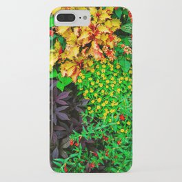 Colorful Garden (Alexandria, VA) iPhone Case