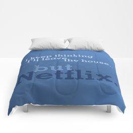 But Netflix Comforters