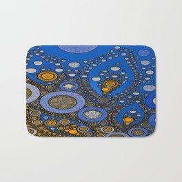 :: My Blue Bandana :: Bath Mat