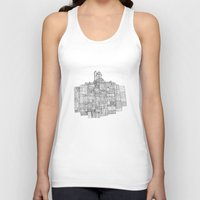 farm Tank Tops featuring Farm Land by Virginia Kraljevic