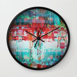 you see your programmatic mind surrenders appetite Wall Clock