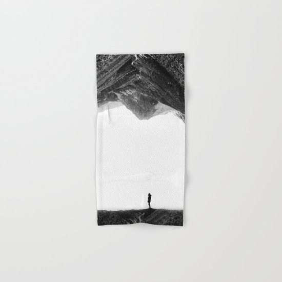 Lost in isolation Hand & Bath Towel
