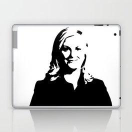 Leslie Knope Laptop & iPad Skin
