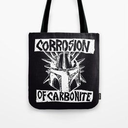 Sithfits - Corrosion of Carbonite Tote Bag