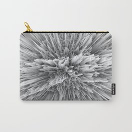 BIG BANG -Abstract Space- Black and White Carry-All Pouch