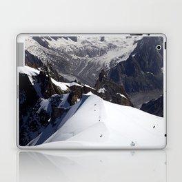 Team of mountaineers Laptop & iPad Skin
