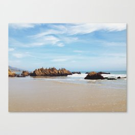 The Pacific Canvas Print