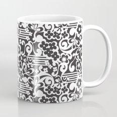 Negative Flower Mug