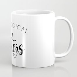 Unbiological Sisters. Besties. Best friends. Bff gift Coffee Mug