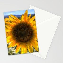 Sunflower Summer Stationery Cards
