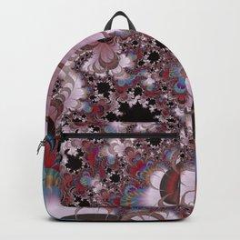 Strawberry Cream Moons Fractal Backpack