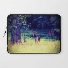 Morning in the Meadow Laptop Sleeve