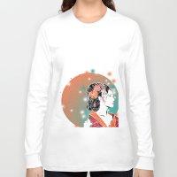 geisha Long Sleeve T-shirts featuring GEISHA by ARCHIGRAF
