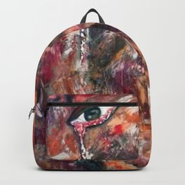 Sorrow Times of Today Backpack