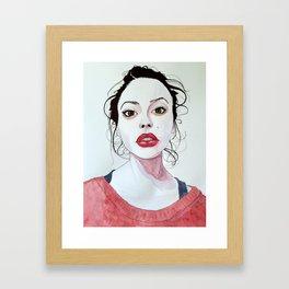 OHTHUMBELINA Framed Art Print