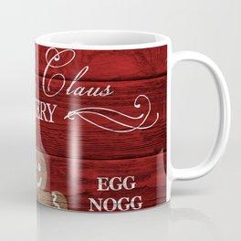 Gingerbread Bakery Coffee Mug