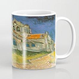 Vincent van Gogh's L'eglise d'Auvers sur Oise Coffee Mug