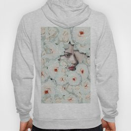 Flower woman Hoody