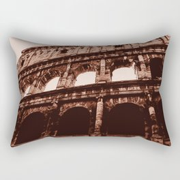 Ancient Colosseum, Rome Rectangular Pillow