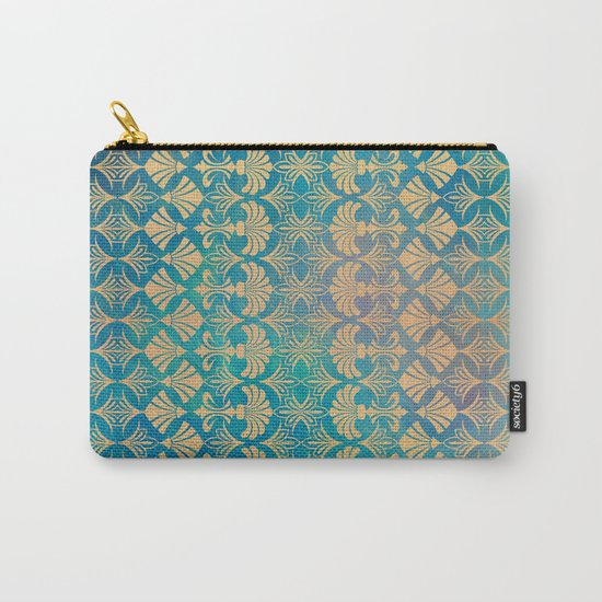 Ornamental Pattern 3 Carry-All Pouch