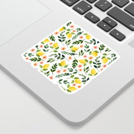Lemon Grove Sticker