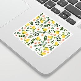 Lemon Grove Sticker
