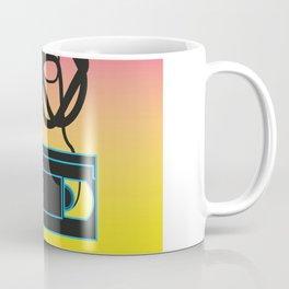 80's problems: VHS Coffee Mug