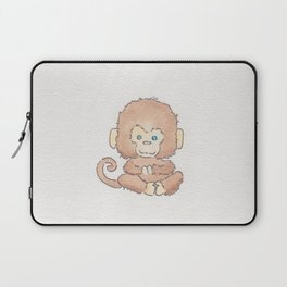 Just monkeying around Laptop Sleeve