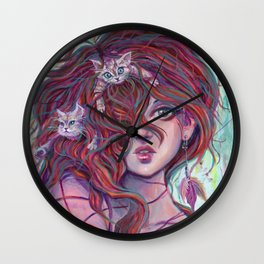 Plaything Wall Clock