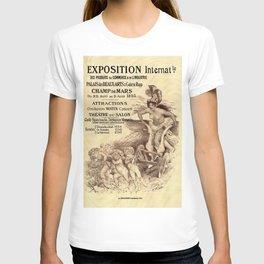 Expo Commerce Paris 1893 T-shirt